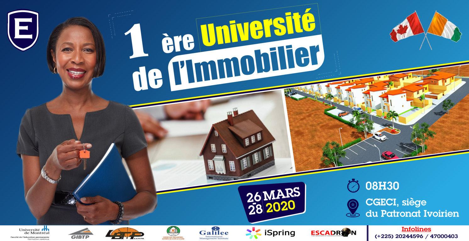 Université de l'Immobilier