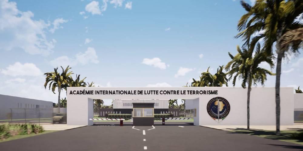 BTP CÔTE D'IVOIRE -LES TRAVAUX DE L'ACADEMIE INTERNATIONALE DE LUTTE CONTRE  LE TERRORISME AVANCENT BIEN - BATIRICI