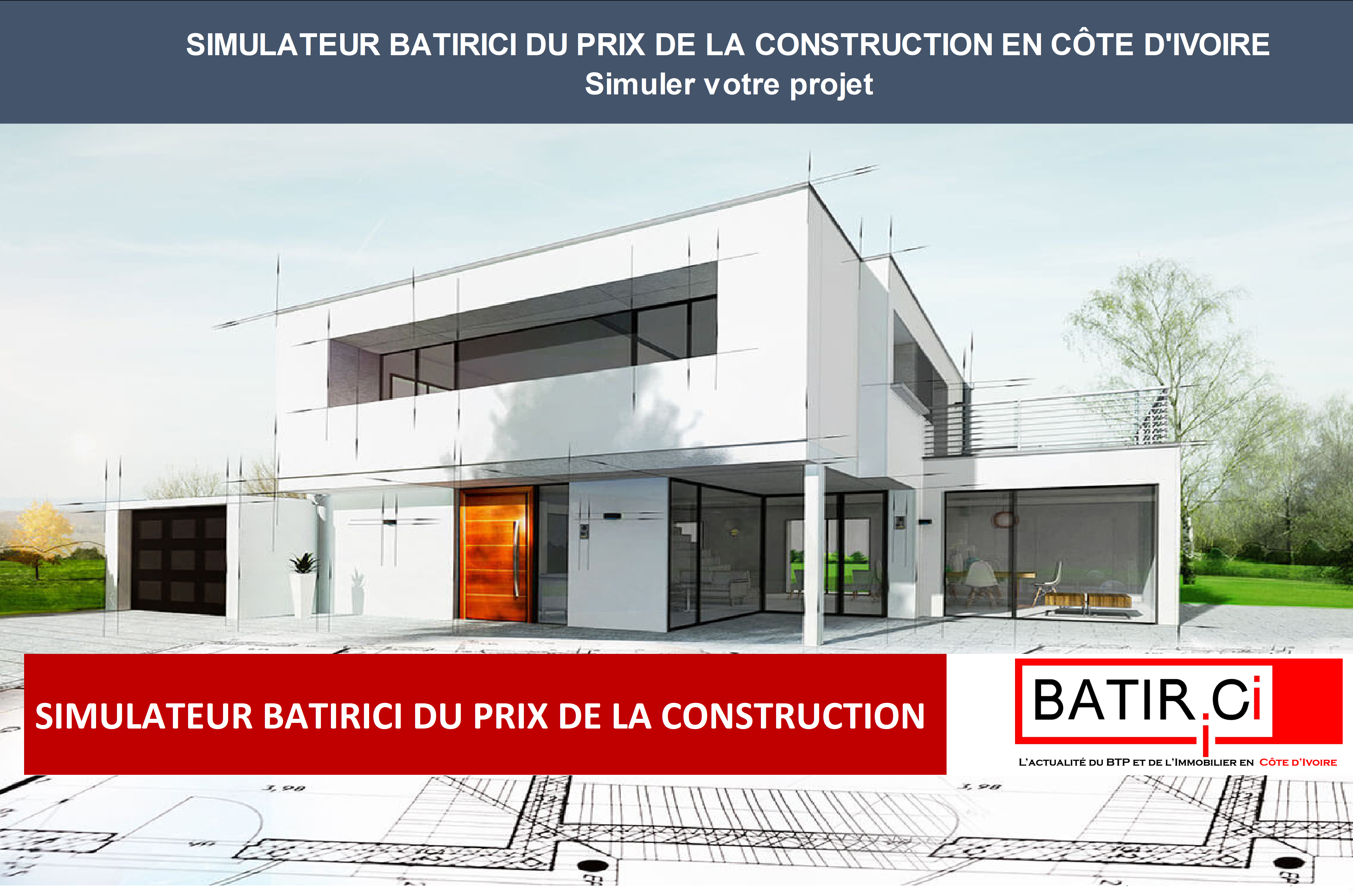 Simulateur Batirici – Prix construction