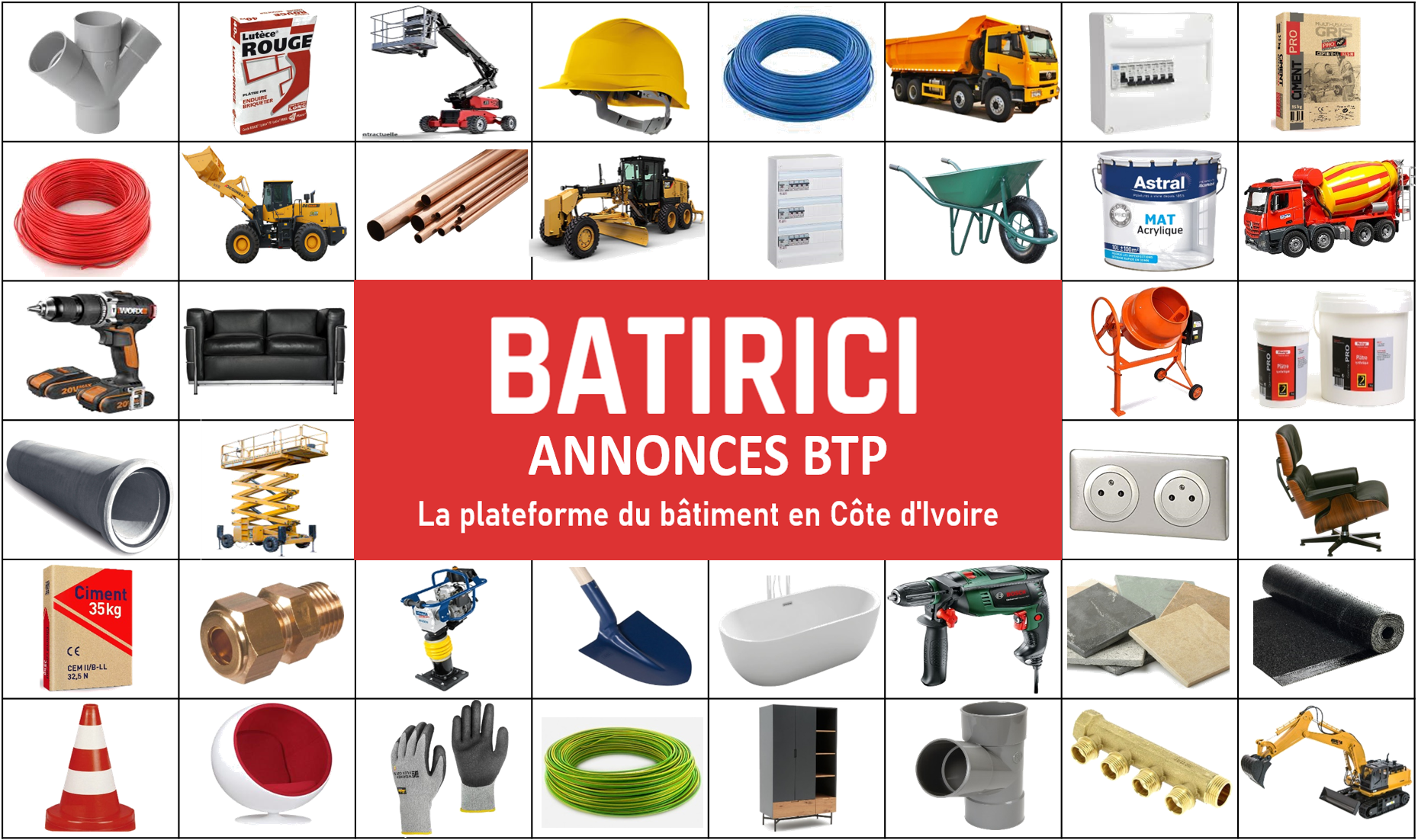 Annonce BTP, La plate-forme du bâtiment